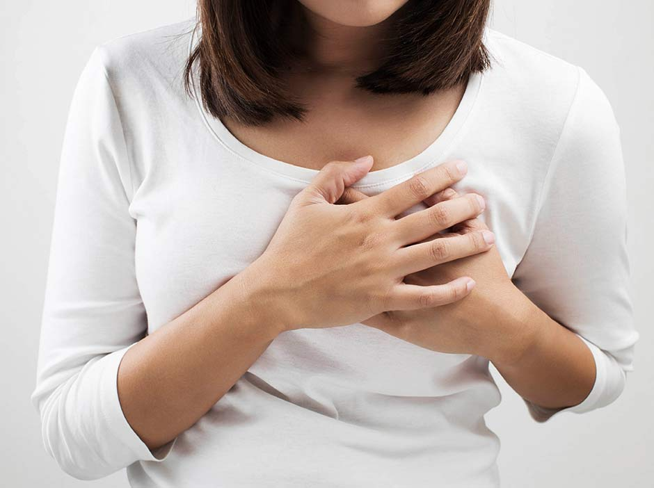 Chest Pain – Symptoms and Treatments